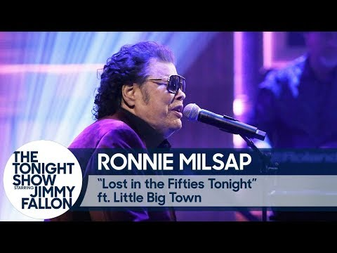 Ronnie Milsap ft. Little Big Town: Lost in the Fifties Tonight