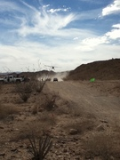 2011 baja 250 plane fly over