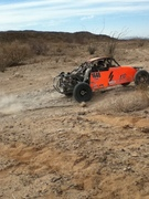 2011 Baja 250 Speed Energy Winner
