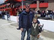 Skyler - Bob Gordon California Speedway 2011