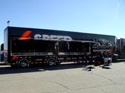 Speed In Parker, AZ - Best In The Desert Offroad Race Oct 12, 2012