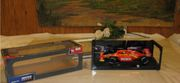 2004 Indy car #70 DIE CAST one of a kind Autographed