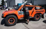 Dakar 2015 scrutineering