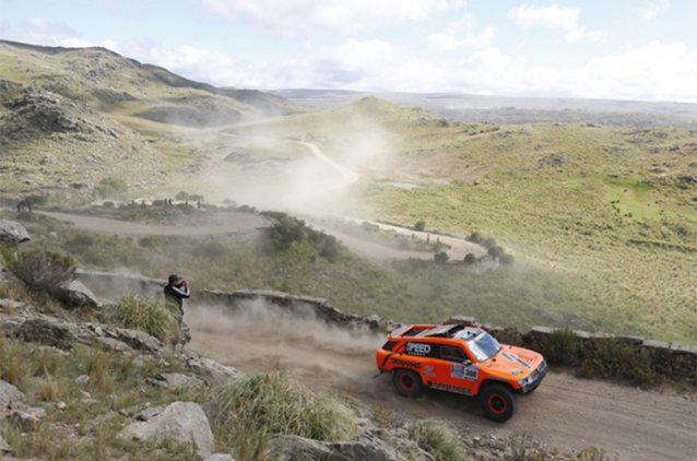 2015 Dakar Rally Stage 2