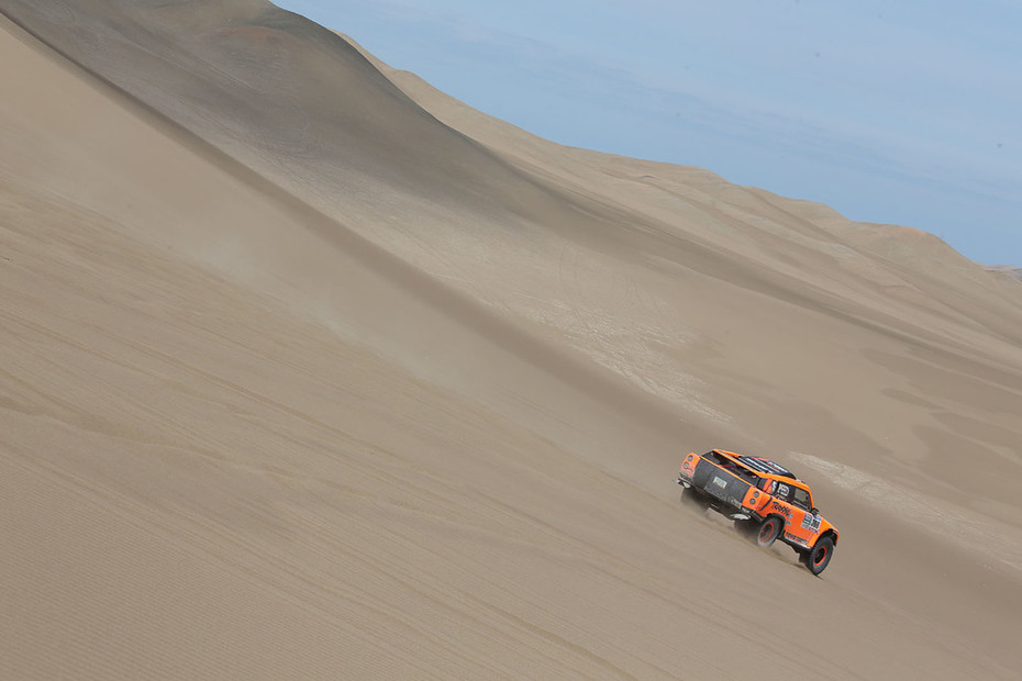 2015 Dakar Rally Stage 9