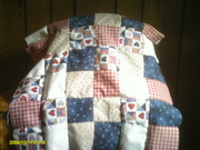 Jackie First Quilt
