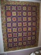 Linda's Family and Quilts