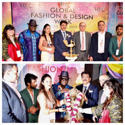Great Grand Opening of 3rd Global Fashion And Design Week