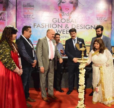 Fashion Took Birth at 3rd Global Fashion And Design Week
