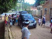Primeira Marcha para Jesus em Catuji 21 de Abril de 2010