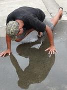 espelho, d'agua