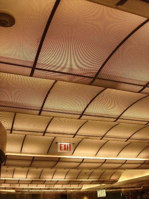 Millenium Station Ceiling