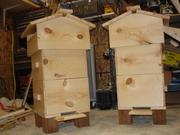 Warre Top Bar Hives