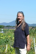 Ute - Findhorn gardener