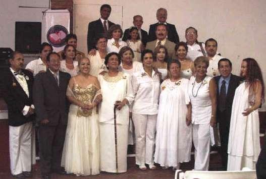 PRIMER ENCUENTRO SIPEA TIJUANA Y ACAPULCO SI YO TUVIERA ALAS 2003