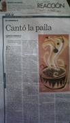 CUENTO DE MI AUTORIA PUBLICADO HOY EN EL DIARIO EL PANAMA AMERICA