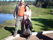 Junto al lago