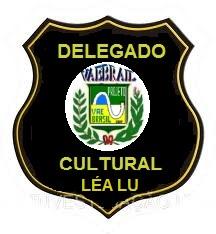 BRASÃO- DE DELEGADO CULTURAL
