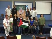 28-11- Recital Palestina, Colegio Periodistas