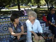 Plaza lectora, Mendoza