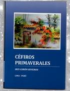 POEMARIO CÉFIROS PRIMAVERALES