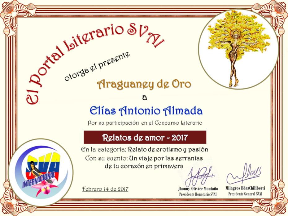 ELÍAS ANTONIO ALMADA