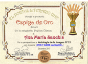 CERTIFICADOS ANTOLOGÍA DE LA IMAGEN Nº 21-UHE