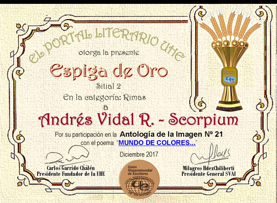 ANDRÉS VIDAL RIVADENEIRA TOLEDO-SCORPIUM