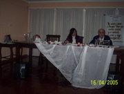 Presentación Viaje a Kshanti en Villa Dolores. Córdoba. Presentador: Osvaldo Guevara