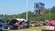 VFW 3679 Armed Forces Open Car Show - Rossville, GA