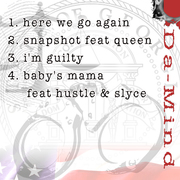 I'M GUILTY THE ALBUM COMING JULY 05/2011