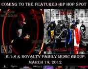 Coming to the Hip Hop Spot