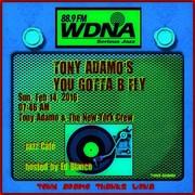 Tony Adamo Airplay