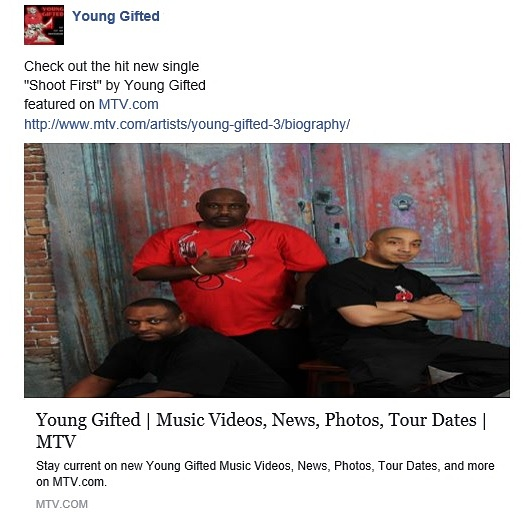 MTV.com Featuring Young Gifted