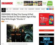 Te Source Magazine Featuring Young Gifted