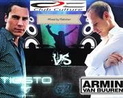 Club Culture Vol 6 - Armin vs Tiesto (Mixed by Fiekster)