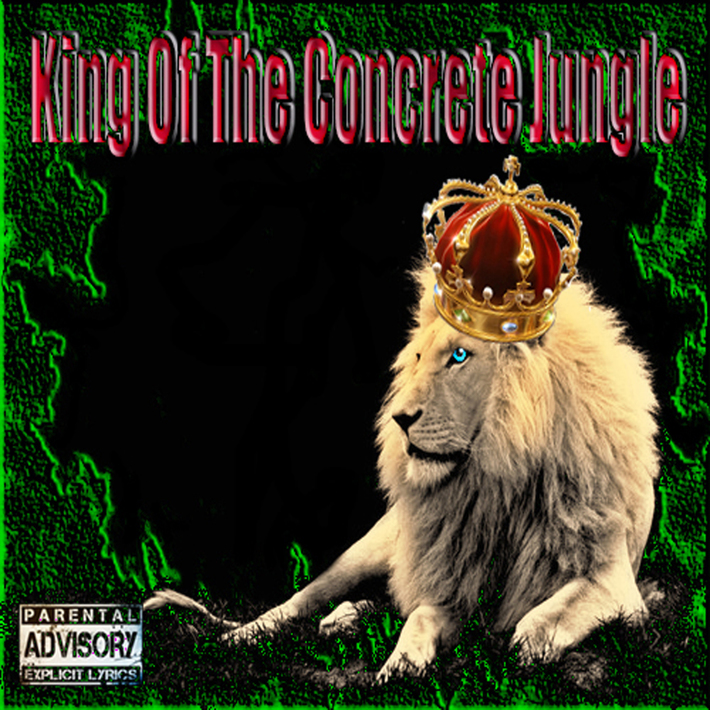 King Of The Concrete Jungle front