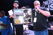 Gold & Platinum Plaques and Awards - ECMD / Nerve DJs