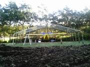 Yurt assembly 2