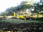 Yurt assembly 3