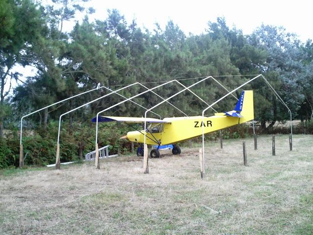 Yurt assembly 1