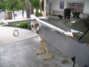 Horizontal Stabilizer Attached