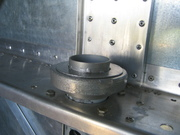 Disassembly pic 1 of thrust bearing interface