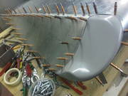 CH750 Scratch Build Wingtip