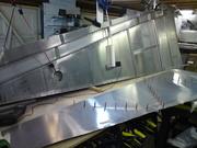 rear fuselage panels