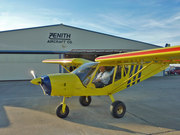 Marc Cook of KITPLANES magazine flies the STOL CH 750