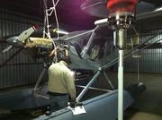 CH 750 on float Zenair