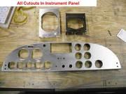 18 - Instrument Panel Sheet Metal