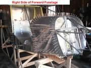 20 - Forward Fuselage Clecoed