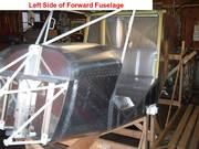 22 - Forward Fuselage Riveted